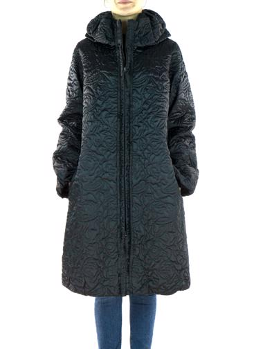 Siyah Anteprima Palto