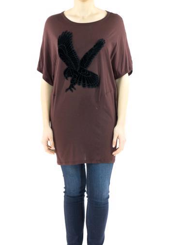 Kırmızı Stella McCartney T-Shirt