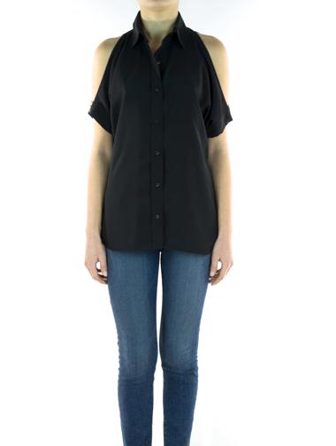 Siyah Pinko Gömlek
