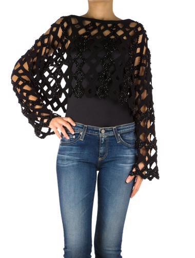 Siyah Raisa Vanessa Bluz