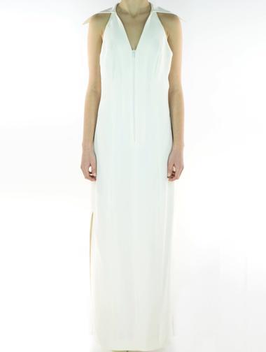 Beyaz Alberto Maki Elbise