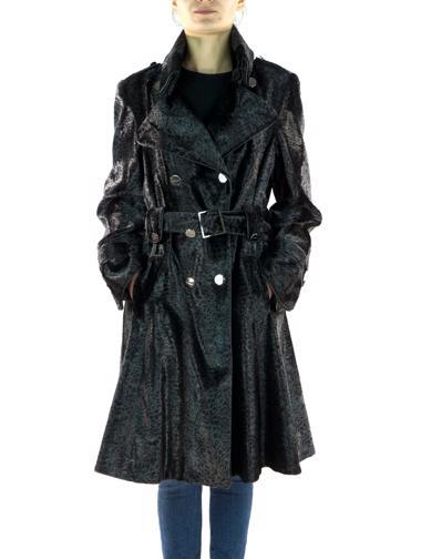 Siyah Karen Millen Palto