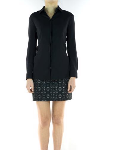 Siyah Emporio Armani Gömlek