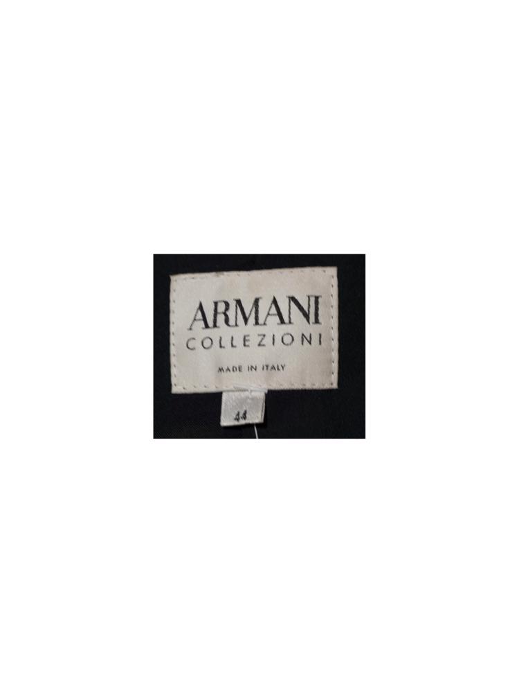 Siyah Armani Collezioni Etek - Ceket