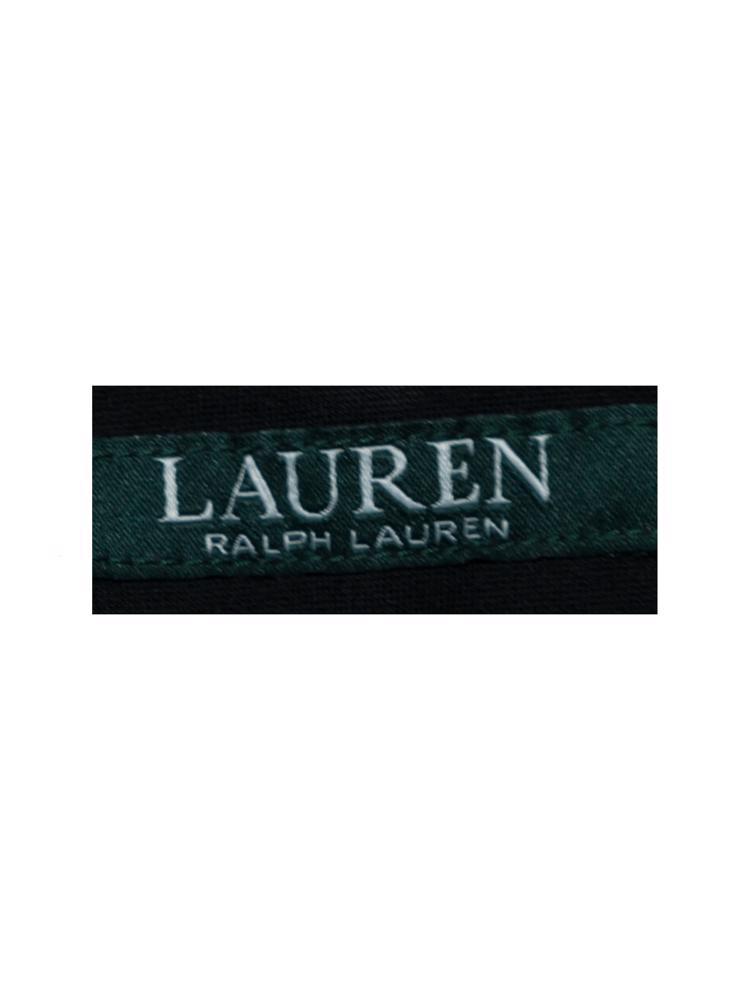 Siyah Lauren by Ralph Lauren Pantolon