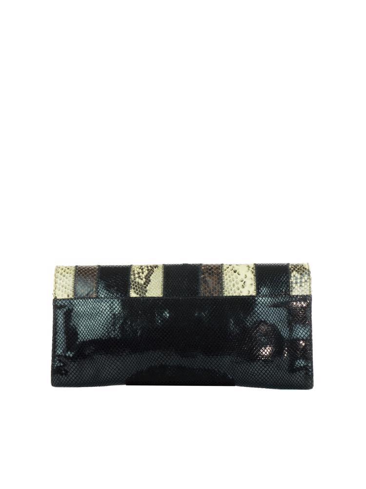 Siyah Just Cavalli Çanta