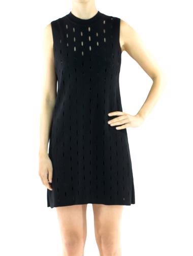 Siyah Love Moschino Elbise