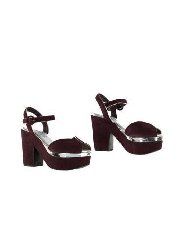 Kırmızı Prada Ayakkabı