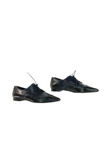 Siyah Pedro Garcia Ayakkabı