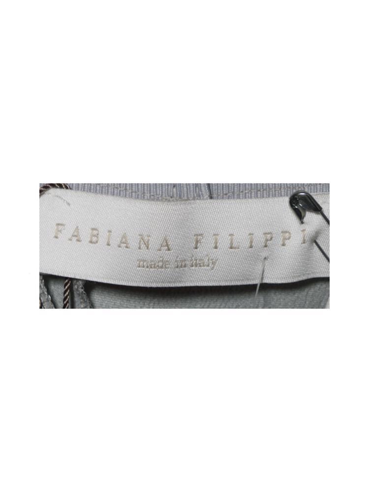 Gri Fabiana Filippi Pantolon