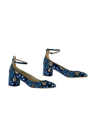 Mavi Aquazzura Ayakkabı