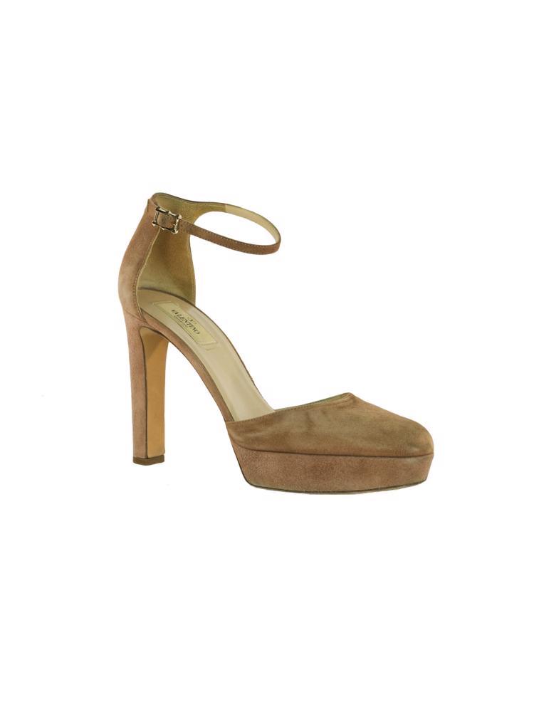 Bej Valentino Ayakkabı