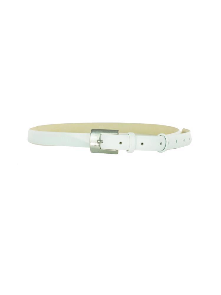 Beyaz Longchamp Kemer