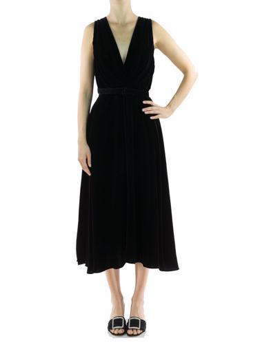 Siyah Mergim Elbise