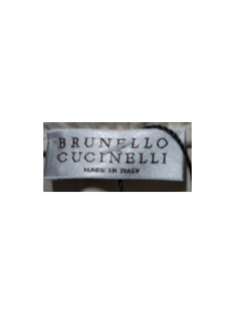 Krem Brunello Cucinelli Bluz