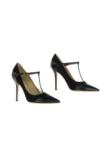 Siyah Salvatore Ferragamo Ayakkabı
