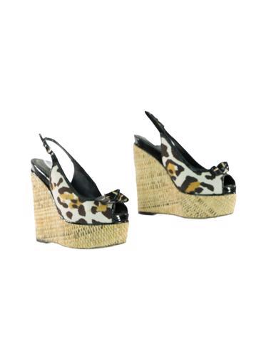 Krem Christian Dior Ayakkabı
