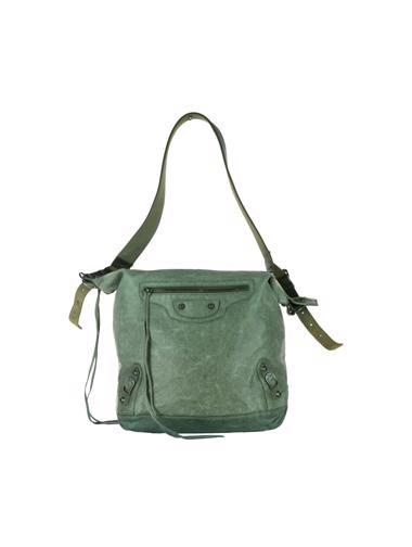 Yeşil Balenciaga Çanta