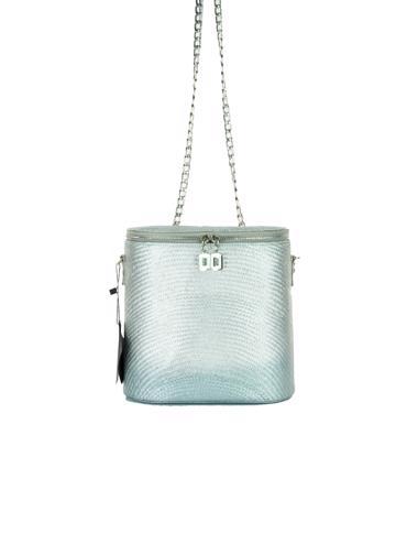 Gümüş Bago Çanta