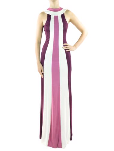 Çok_Renkli Balenciaga Elbise