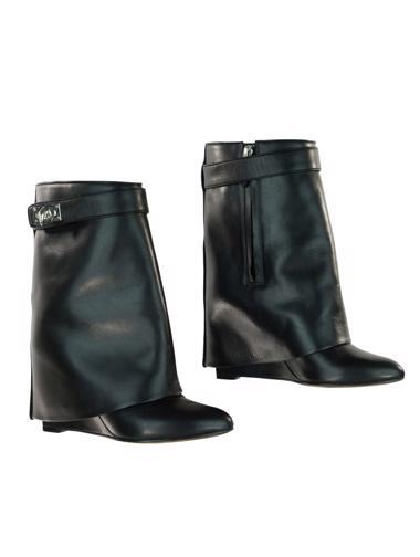 Siyah Givenchy Çizme