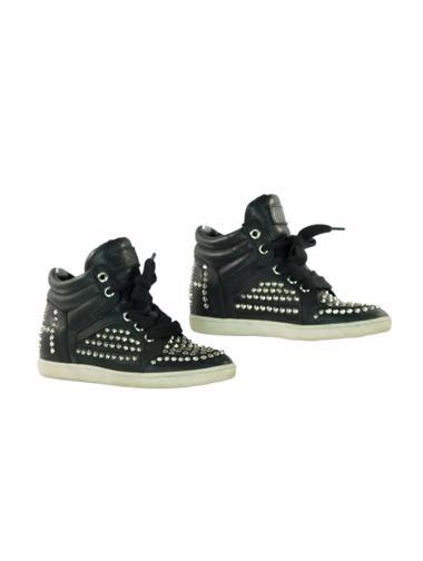 Siyah Ash Ayakkabı