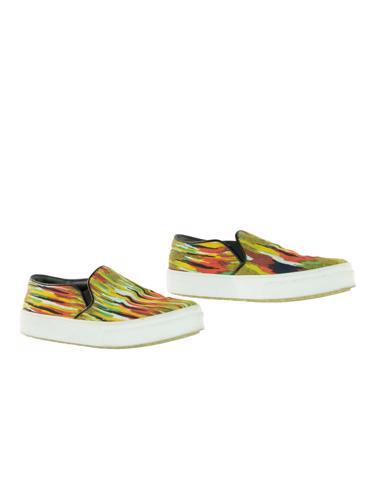 Çok_Renkli Celine Ayakkabı