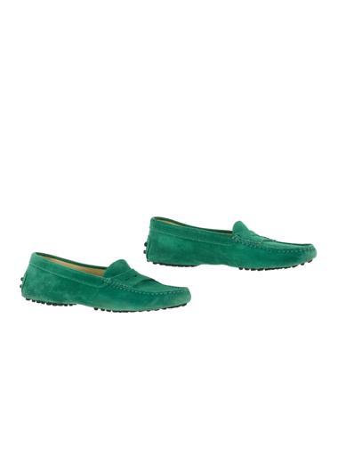 Yeşil Tod's Ayakkabı