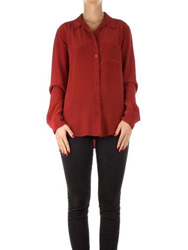 Kırmızı Equipment Gömlek
