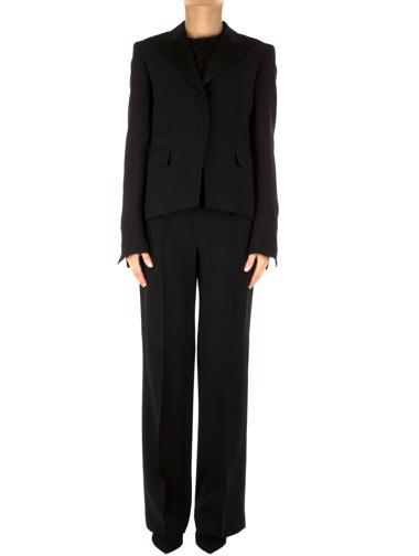 Siyah Marella Pantolon - Ceket