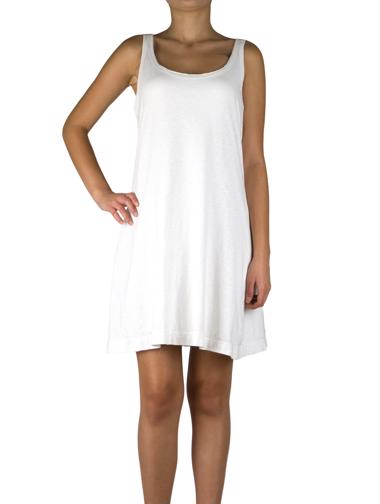 Beyaz DKNY Pure Elbise