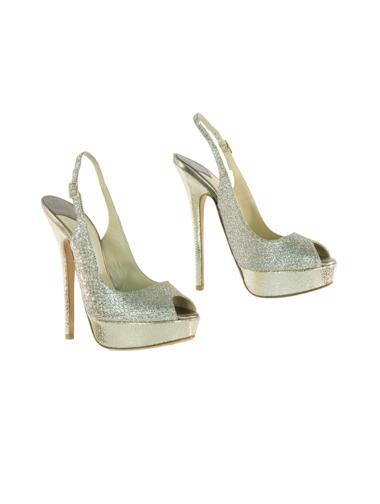 Altın Jimmy Choo Ayakkabı