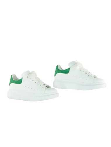 Beyaz Alexander McQueen Ayakkabı