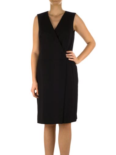 Siyah DKNY Elbise