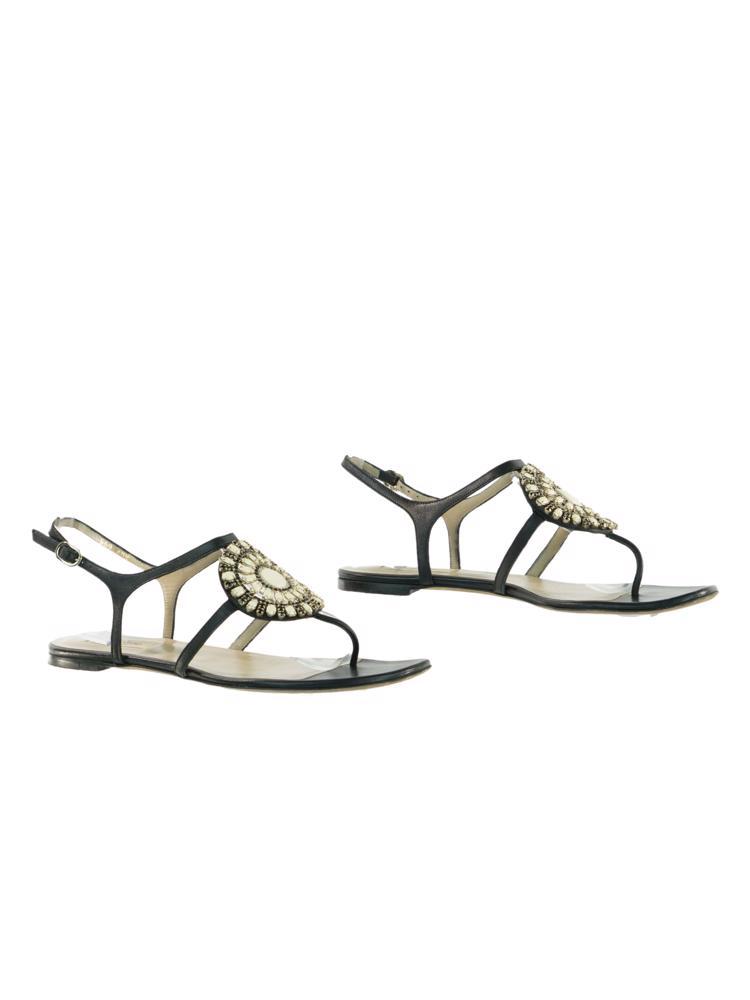 Siyah Valentino Ayakkabı