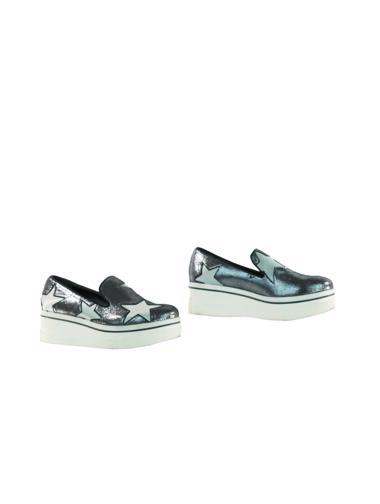 Gümüş Stella McCartney Ayakkabı