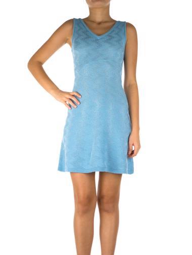 Mavi Missoni Elbise
