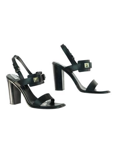 Siyah Proenza Schouler Ayakkabı