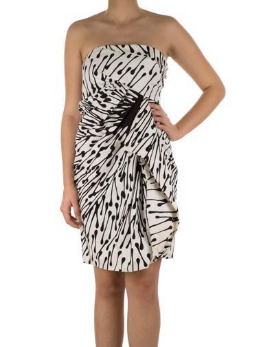 Beyaz Gucci Elbise