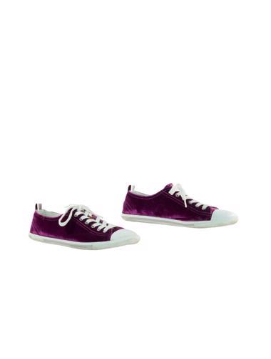Mor Prada Ayakkabı