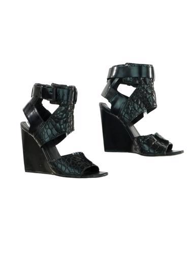 Siyah Alexander Wang Ayakkabı