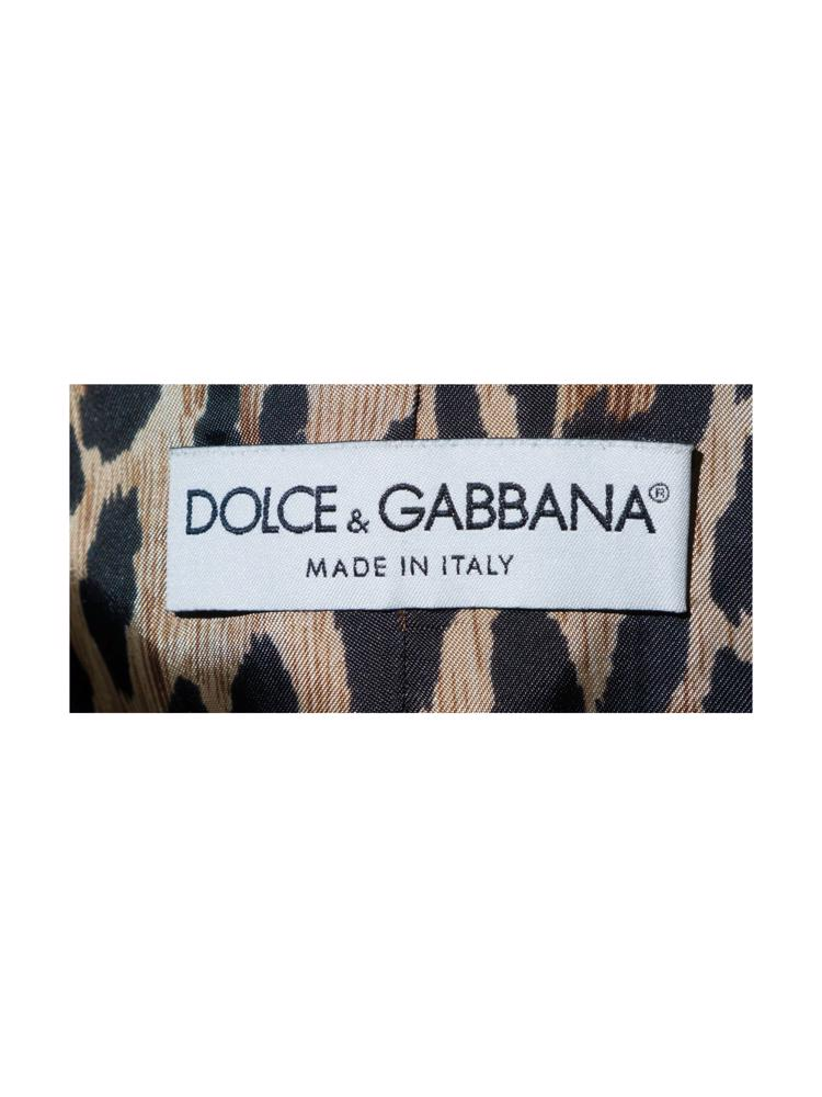 Siyah Dolce&Gabbana Ceket