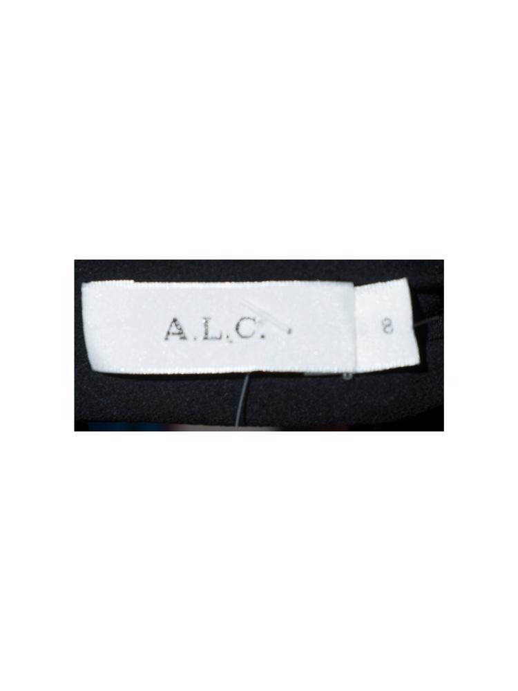 Siyah ALC Bluz