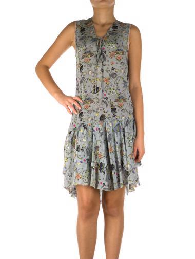 Gri Zadig&Voltaire Elbise