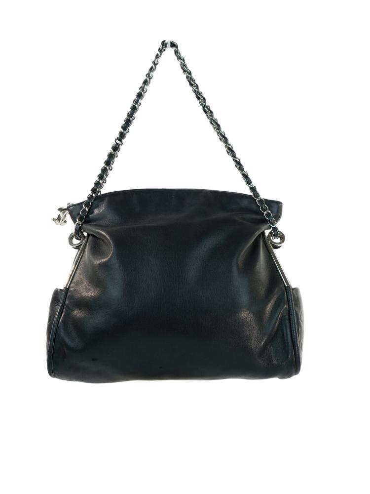 Siyah Chanel Çanta