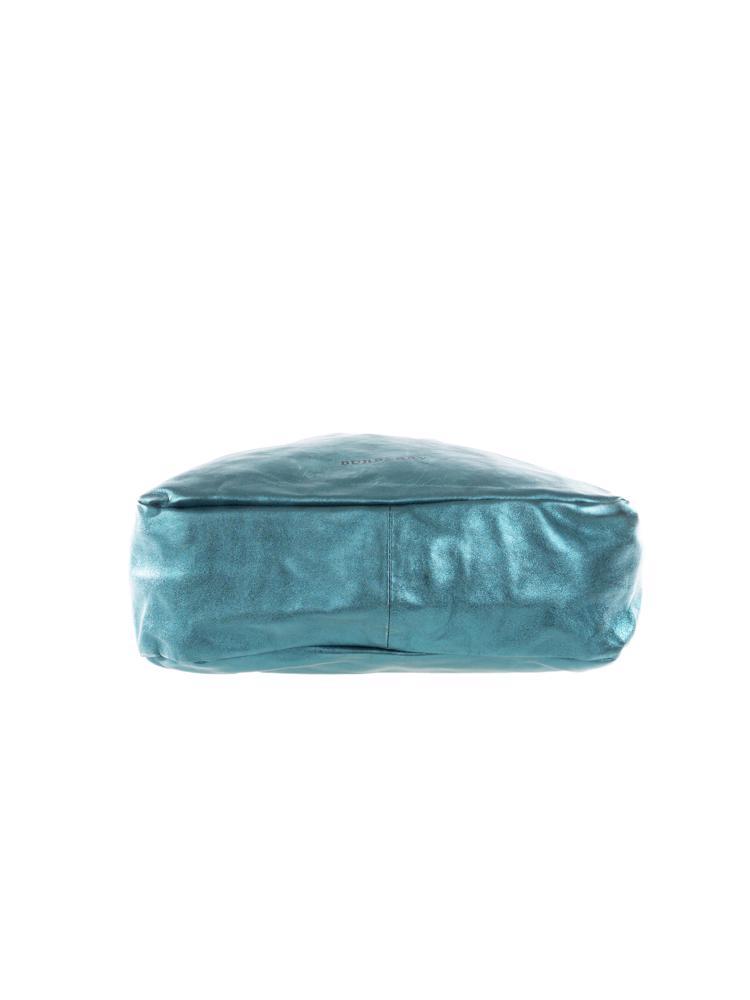 Mavi Burberry Çanta