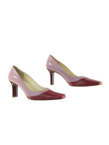 Pembe Bruno Magli Ayakkabı
