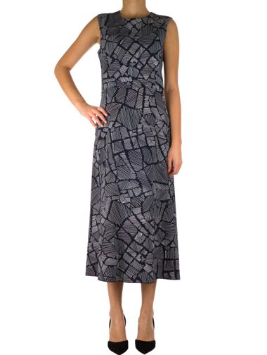 Lacivert Maxmara Elbise