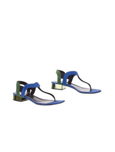 Mavi Gucci Ayakkabı