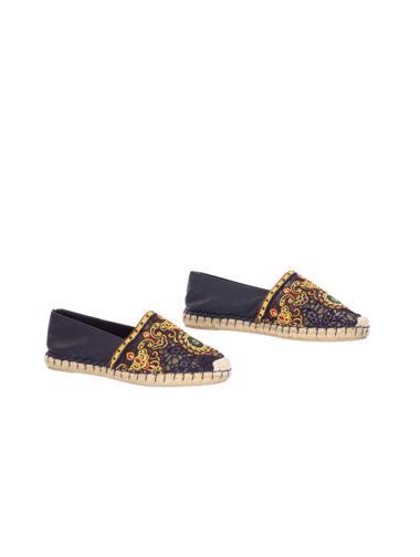 Lacivert Valentino Ayakkabı